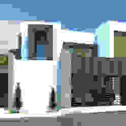Proyecto Casa MF Acrópolis Arquitectura Casas modernas Piedra Blanco