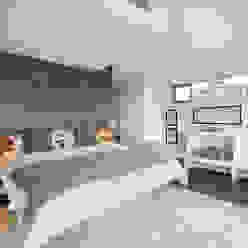 Main Bedroom:  Bedroom by GSI Interior Design & Manufacture,