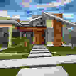 Residência E&A Casas modernas por Daniele Galante Arquitetura Moderno