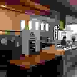 PROYECTO MOBILIARIO. COMEDOR CASA Cocinas modernas de La Carpinteria - Mobiliario Comercial Moderno