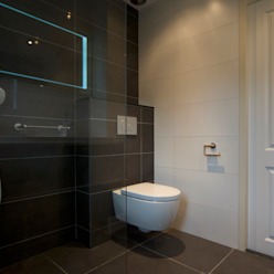 Country style bathroom by AGZ badkamers en sanitair Country Tiles