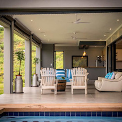HSE Van Rooyen:  Patios by CA Architects,