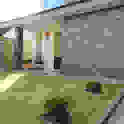 Casa RM53 Jardins modernos por Cecyn Arquitetura + Design Moderno