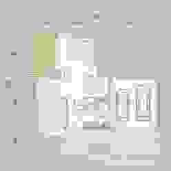 Dieses Haus mit 149 m2 macht einfach richtig gute Laune!! Unser Entwurf LK&935 LK&Projekt GmbH Moderne Garagen & Schuppen