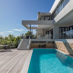 HOUSE I CAMPS BAY, CAPE TOWN I MARVIN FARR ARCHITECTS Modern houses by MARVIN FARR ARCHITECTS Modern