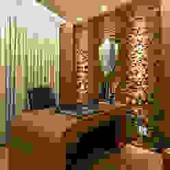 Casa Villa Escritórios modernos por Designer de Interiores e Paisagista Iara Kílaris Moderno