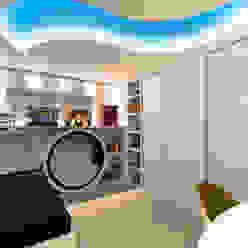 Casa Villa Quarto infantil moderno por Designer de Interiores e Paisagista Iara Kílaris Moderno MDF