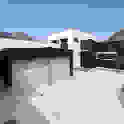 中村建築研究室 エヌラボ(n-lab) Casas modernas: Ideas, imágenes y decoración Madera Blanco