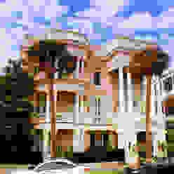 Dream vacation home Mediterranean style house by homify Mediterranean Bricks