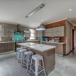 Kitchen by homify Country