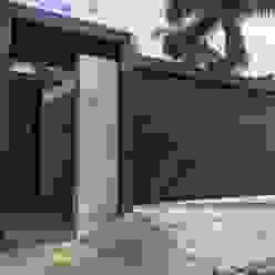 TERRAZA CAJITITLAN Arki3d Casas modernas