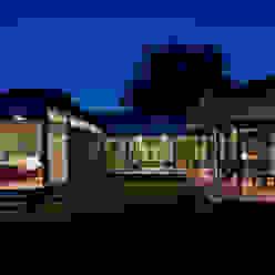 Casa Abierta Modern Houses by KUBE architecture Modern