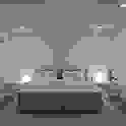 Hinson Design Group Dormitorios modernos