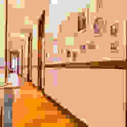 Apartamento Alma Lusa, uma casa portuguesa, com certeza! alma portuguesa Corredores, halls e escadas rústicos