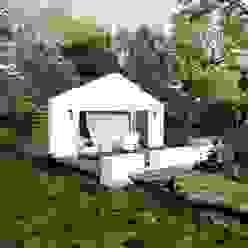 Módulos para turismo rural Grupo Norma Casas minimalistas