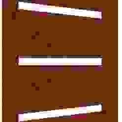 CATALOGO DE PUERTAS EN LENGA Puertas y ventanas modernas de Ignisterra S.A. Moderno Madera Acabado en madera