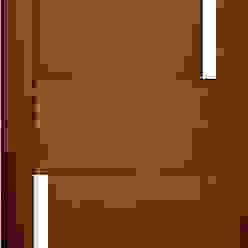 Mocelo Mantova Puertas y ventanas modernas de Ignisterra S.A. Moderno Madera Acabado en madera