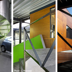 VORTEX atelier d'architecture Car Dealerships