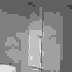 Douche à l'italienne - Appartement Paris 15e A comme Archi Salle de bain moderne
