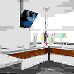 現代廚房設計點子、靈感&圖片 根據 Biuro Projektów MTM Styl - domywstylu.pl 現代風