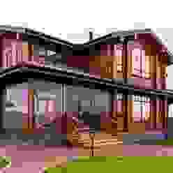 GOOD WOOD Casas de estilo clásico