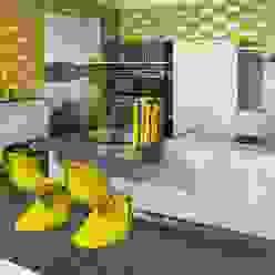 KOW Hausfair ALNO AG : modern  by ALNO North America, Modern Ceramic