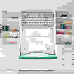 Kid's Bedroom Clean Design Modern style bedroom