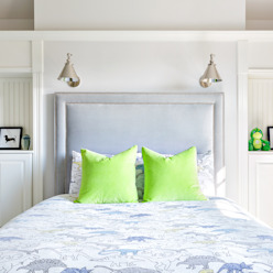 Kid's Bedroom Clean Design 臥室