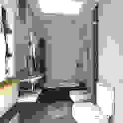 Baño Baños modernos de Proyectos y Planos Online Moderno