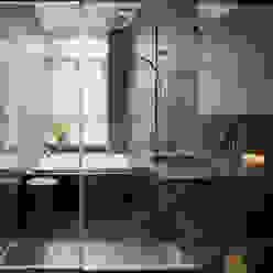 夏沐森山設計整合 Ванна кімната