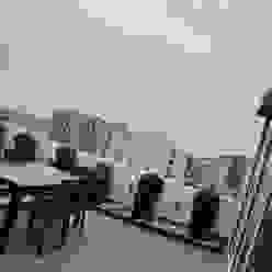 Modern balcony, veranda & terrace by TREVINO.CHABRAND | Architectural Studio Modern