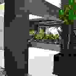 Modern garden by TREVINO.CHABRAND | Architectural Studio Modern