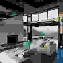 Healdsburg I Modern Living Room by Feldman Architecture Modern
