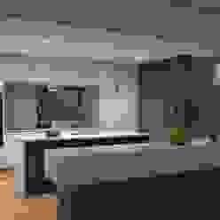 Casa da Venda Cozinhas modernas por Miguel Zarcos Palma Moderno