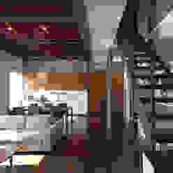 Clinton Avenue Modern Living Room by SA-DA Architecture Modern