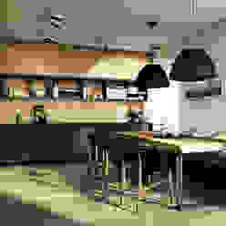 razoo-architekci Cocinas de estilo ecléctico