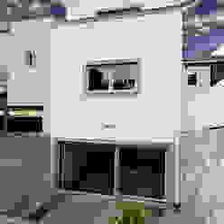 모던스타일 주택 by Ricardo Baptista, Arquitecto 모던