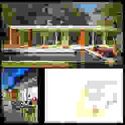 Emerald Street Residence, New Orleans Modern Houses by studioWTA Modern