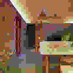 Casa Cham Comedores tropicales de La Desarrolladora Tropical Piedra