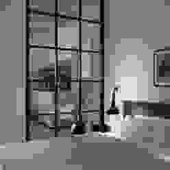 Bledi Skora Design Camera da letto in stile scandinavo Legno Bianco