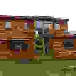 Estudio Terra Arquitectura & Patrimonio Modern houses