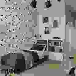 childs room design Moderne Kinderzimmer von MIKOLAJSKAstudio Modern