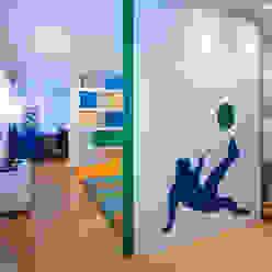 casa unifamiliar en el Grao de Castellon Moderne Kinderzimmer von Gemmalo arquitectura interior Modern
