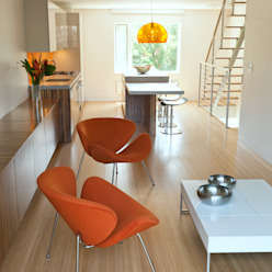 Modern living room by Sarah Jefferys Design Modern