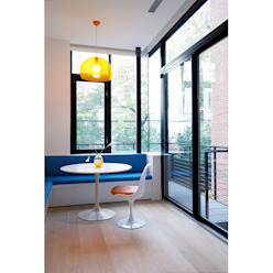 Modern dining room by Sarah Jefferys Design Modern