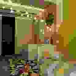 Кв Хетага Moderne Kinderzimmer von Мастерская архитектора Аликова Modern