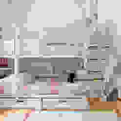 Kinderzimmer Skandinavische Kinderzimmer von homify Skandinavisch Holz Holznachbildung