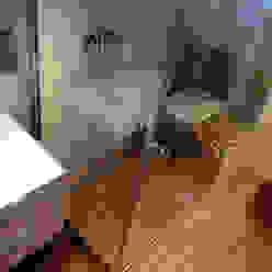 Komplettbadsanierung Dachau Moderne Badezimmer von Cella GmbH Modern Fliesen