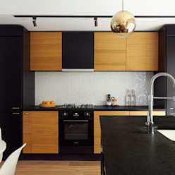 Dalston Industrial style kitchen by House of Sylphina Industrial