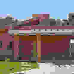Projeto Casa Sustentável Casas rústicas por EKOa Empreendimentos Sustentáveis Rústico
